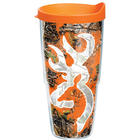 Browning Buckmark Realtree Tumbler with Lid