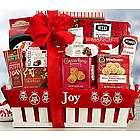 Joy to the World Christmas Basket