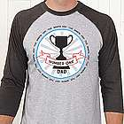 Personalized Fan Favorite Baseball Shirt for Him