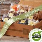Get Well Soon Organic Snacks Box
