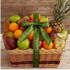 Sympathy Fresh and Dried Tropical Fruit Basket