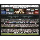Houston Texans Personalized Scoreboard 16x20 Framed Canvas