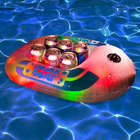 Illuminated LED Party Drink Barge Pool Float