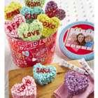 Popcorn Conversation Heart Decorating Kit