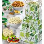 St Patrick's Day Snacks and Sweets Gift Tower