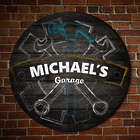 Premier Gears Personalized Wooden Garage Sign