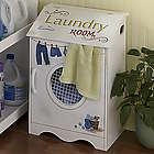 Loads of Fun Laundry Hamper