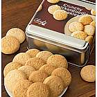 Snickerdoodle Cookie Gift Tin