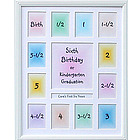 "Pre-School 11x14"" Photo Frame"