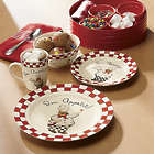 Bon Appetit Chef 16-Piece Dinnerware Set