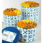 2-Gallon 3-Flavor Oceana Popcorn Tins