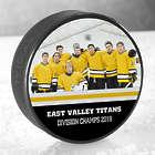 Custom Photo Hockey Puck