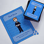 Personalized Ring Bearer Jigsaw Puzzle
