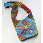 Peace Flower Sling Bag