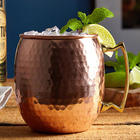 Everston Hammered Moscow Mule Mug