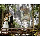 Personalized Waterfall Hearts Masterpiece