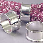 Engravable Napkin Rings