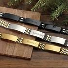 Personalized High Quality Stainless Steel Bracelet