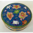 Enamel Feng Shui Jewelry Box