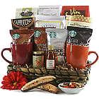 Breakfast in Bed Gourmet Gift Basket