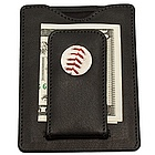 Chicago Cubs MLB Licensed Baseball Stitch Money Clip Wallet