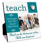 Personalized Teacher Photo Plaque