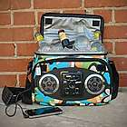 Flower Power Chillin iPod Ready Radio Cooler