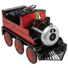 Little Red Train Pedal Car