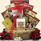 Father's Day Gourmet Snack Gift Basket