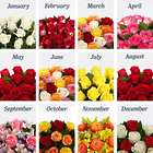 12 Months of Rose Bouquets