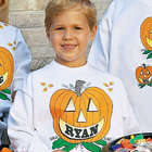 Pumpkin Youth Sweatshirt