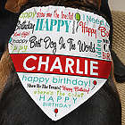 Personalized Happy Birthday Dog Bandana