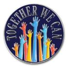 Together We Can Lapel Pin