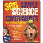 365 Simple Science Experiments With Everyday Materials Book