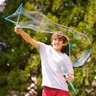 Unbelievabubble Wand Bubble Maker Toy