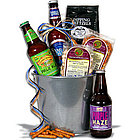 Microbrew Beer Gift Bucket
