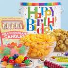 Big Birthday Fun Popcorn Gift Pail