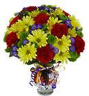 Large Carnation Magic Bouquet