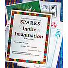Sparks Ignite Imagination Book