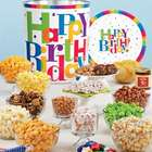 Big Happy Birthday Deluxe Snack Gift Box