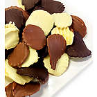 Belgian Chocolate Covered Potato Chips