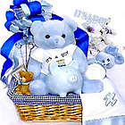 Baby's First Moments Gift Basket