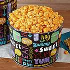 2 Gallon Fun with Snacks Pick a Fill Cheese Popcorn