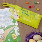 Personalized Letter From the Easter Bunny in Embroidered Envelope