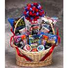 Snack and Coke Lover Gift Basket