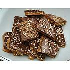 Chocolate Covered Toffee Gift Tin - 2 Lb.