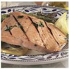 4 6-oz. Salmon Filets Plus Grilling Planks