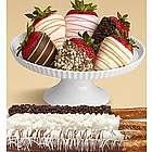Caramel Pretzels and Half Dozen Strawberries