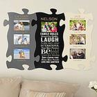 Personalized Family Rules Photo Set