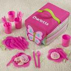 Personalized Pink-tastic Picnic Set